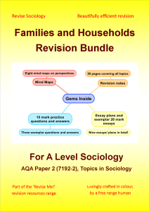Families Revision Bundle Cover