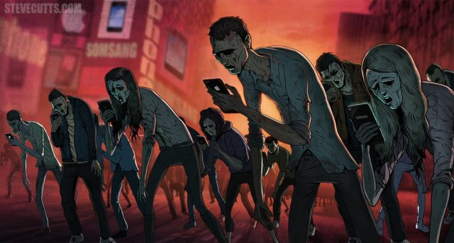 mobile-phone-zombies