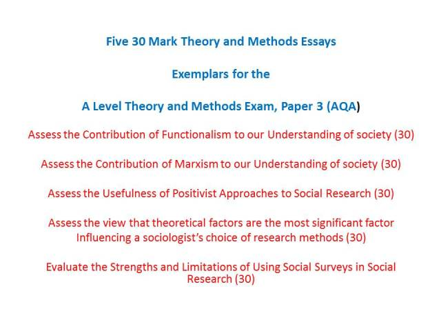 research methods essays how to write them revisesociology slide2 related posts methods in context essay template
