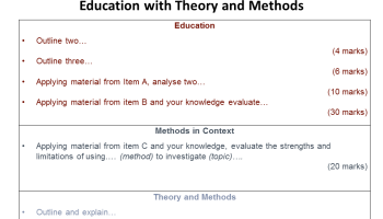 a level sociology essays how to write them revisesociology a level sociology aqa paper 1 education theory and methods