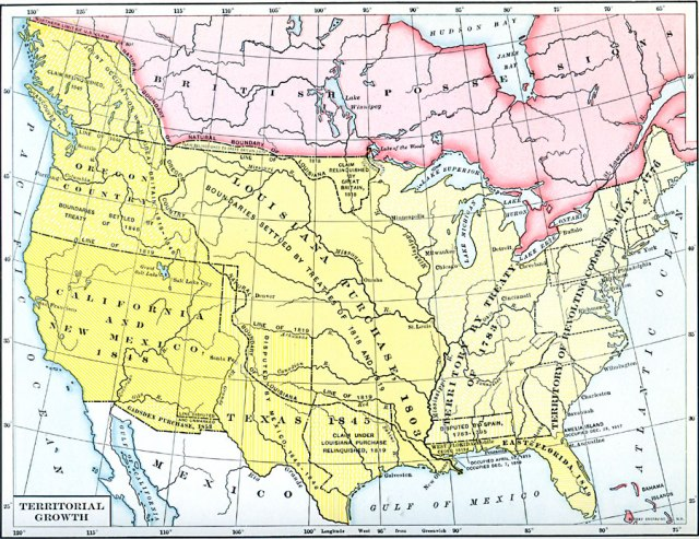 Forging The American Empire ReviseSociology - The us empire map 2017