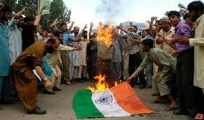 India Pakistan violence